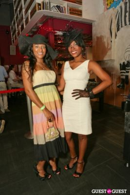 ashley scott in Perry Center Inc.'s 4th Annual Kentucky Derby Party
