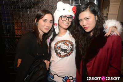 tiffany ding in Hello Kitty VIP Party
