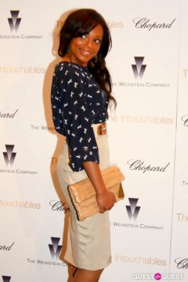 tiffany hines in NY Special Screening of The Intouchables presented by Chopard and The Weinstein Company
