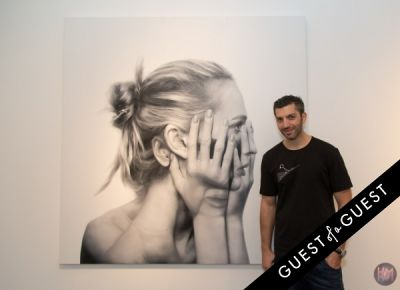 tigran tsitoghdzyan in Gallery Valentine, Mas Creative And Beach Magazine Present The Art Southampton Preview