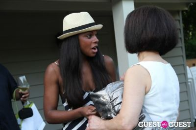 tika sumpter in Hamptons Magazine