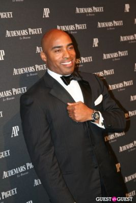 tiki barber in Audemars Piguet Royal Oak 40 Years New York City Exhibition Gala