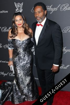 richard lawson in Angel Ball 2014
