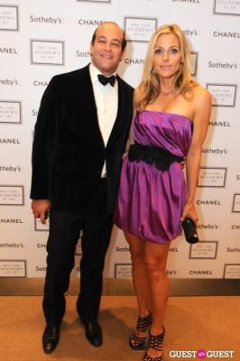 jamie tisch in The New York Academy Of Art's Take Home a Nude Benefit and Auction