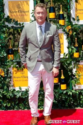 todd snyder in Veuve Clicquot Polo Classic 2013