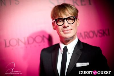 todd thomas in Victoria's Secret 2011 Fashion Show After Party