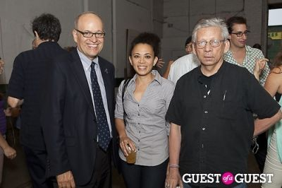 tom finkelpearl in Art and Social Activism Exhibition Opening
