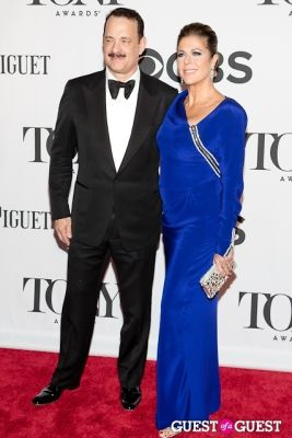 rita wilson in Tony Awards 2013