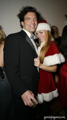 tom higbee in Masquerade christmas party