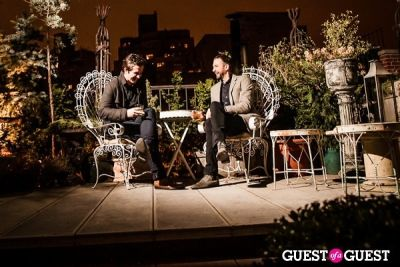 matt spangler in WANTFUL Celebrating the Art of Giving w/ guest hosts Cool Hunting & The Supper Club