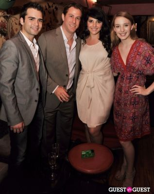 tom reedman in Broadway Tony Awards Nominations Fashion Party hosted by John J.