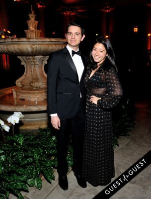 tom strong-grinsell in The Frick Collection Young Fellows Ball 2015