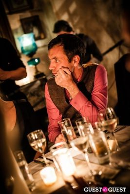 tom sykes in WANTFUL Celebrating the Art of Giving w/ guest hosts Cool Hunting & The Supper Club