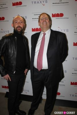 tomer ben-gal in Museum of Arts and Design METALBALL