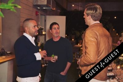 teddy sears in PROJECT Celebrates the Opening of the Todd Snyder Union Made Shop-in-Shop