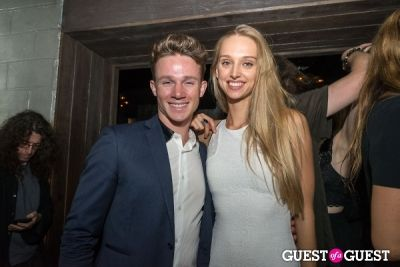 tommy herd in Vs Magazine Launch Party