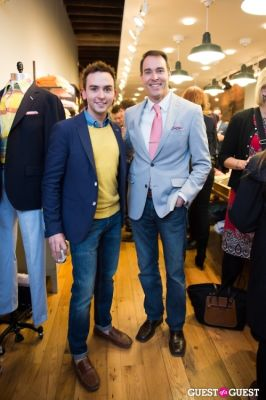 tommy mcfly in GANT Spring/Summer 2013 Collection Viewing Party