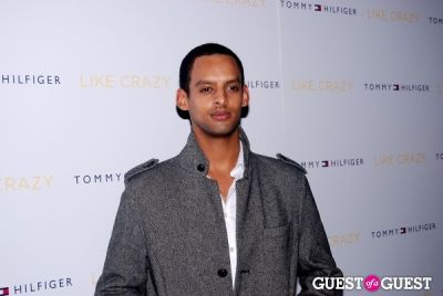 tommy reed in LIKE CRAZY Premiere