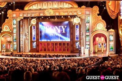 tony awards in Tony Awards 2013
