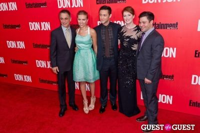 joseph gordon-levitt in Don Jon Premiere