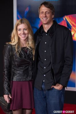 tony hawk in U.S. Premiere Of Dreamworks Pictures