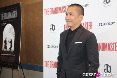 tony leung in The Grandmaster NY Premiere