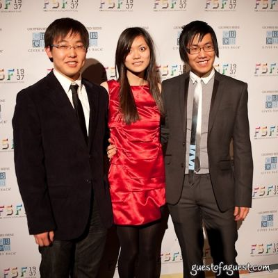 tony wang in YMA Fashion Schlorship Fund Awards Dinner