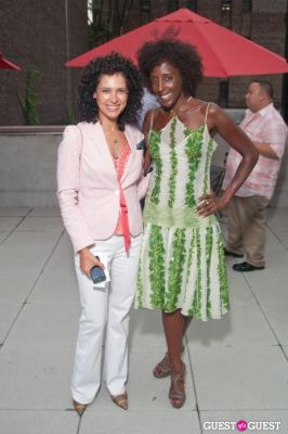 alexandra payard in GMHC Fashion Forward Rooftop Reception