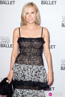tory burch in New York City Ballet's Fall Gala
