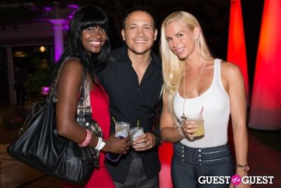holly trussell in Jamie Foxx & Breyon Prescott Post Awards Party Presented by Malibu RED