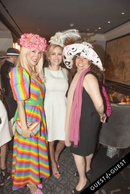 leesa rowland in Socialite Michelle-Marie Heinemann hosts 6th annual Bellini and Bloody Mary Hat Party sponsored by Old Fashioned Mom Magazine