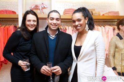travis felde in Calypso St Barth Holiday Shopping Event With Mathias Kiwanuka