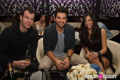 ben samuels in STK Oscar Viewing Dinner Party