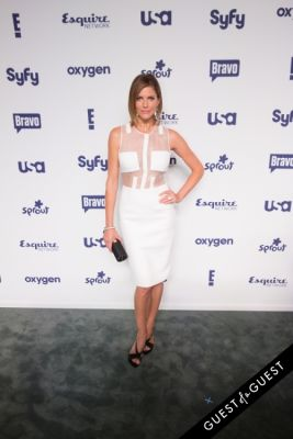 tricia helfer in NBCUniversal Cable Entertainment Upfront