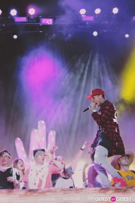 tyga in Coachella 2014 Weekend 2 - Friday