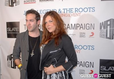 tyler burrow in Listening Party for John Legend & The Roots upcoming album
