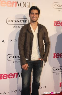 tyler hoechlin in 9th Annual Teen Vogue 'Young Hollywood' Party Sponsored by Coach (At Paramount Studios New York City Street Back Lot)