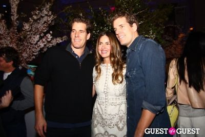 cameron winklevoss in American Beauty by Claiborne Swanson Frank Book Launch