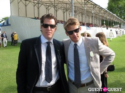 tyler winklevoss in Social Network Filming @ Henley Royal Regatta