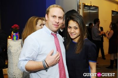 tyler in IvyConnect NYC Presents Sotheby's Gallery Reception