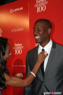 tyrese gibson in Forbes Celeb 100 event: The Entrepreneur Behind the Icon