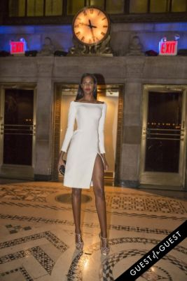 ubah hassan in New Yorkers For Children 15th Annual Fall Gala