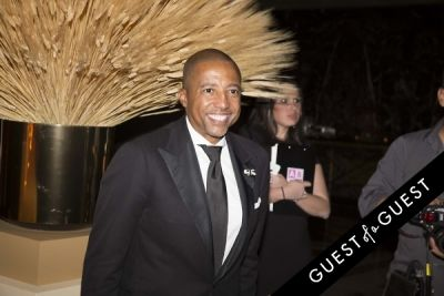 unik ernest in New Yorkers For Children 15th Annual Fall Gala