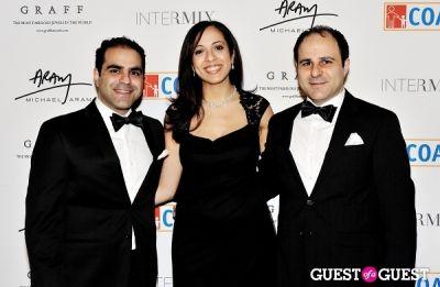 marianne tatosian in Children of Armenia Fund 10th Annual Holiday Gala