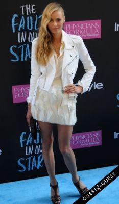 valentina zelyaeva in The Fault In Our Stars Premiere
