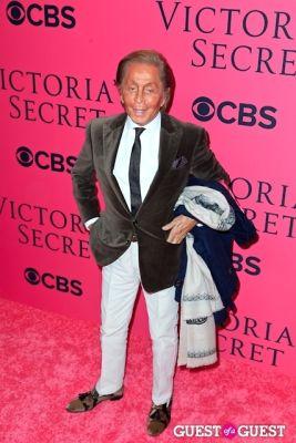 valentino garavani in 2013 Victoria's Secret Fashion Pink Carpet Arrivals