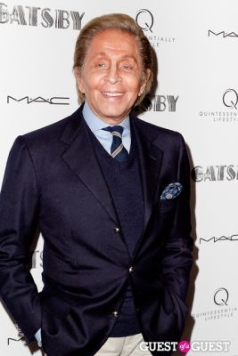 valentino garavani in A Private Screening of THE GREAT GATSBY hosted by Quintessentially Lifestyle