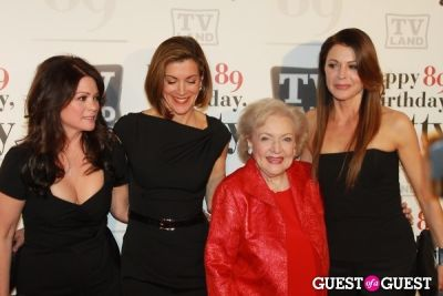 jane leeves in Betty White's 89th Birthday Party