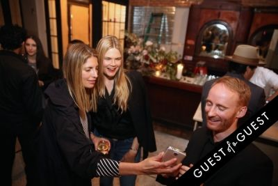 valerie boster in The Relaunch of Guest of a Guest & The Prelaunch of The Ludlow Hotel