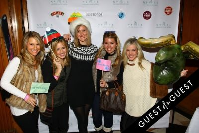 brittany kirkland in 4th Annual NYJL Après-Ski Winter Party